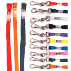 Breakaway Lanyard with Metal Dog Clip