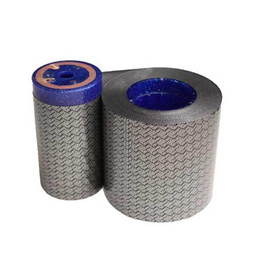 Scratch-Off Ribbon, Silver Wavy - 532000-009