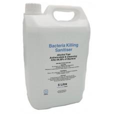 Bacteria Killing Non-Alcohol Hand Wash – 5Ltr Liquid